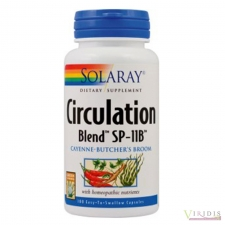 Circulation Blend Sp-11b x 100 Capsule