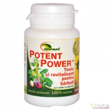 Potent Power - 50 Tablete