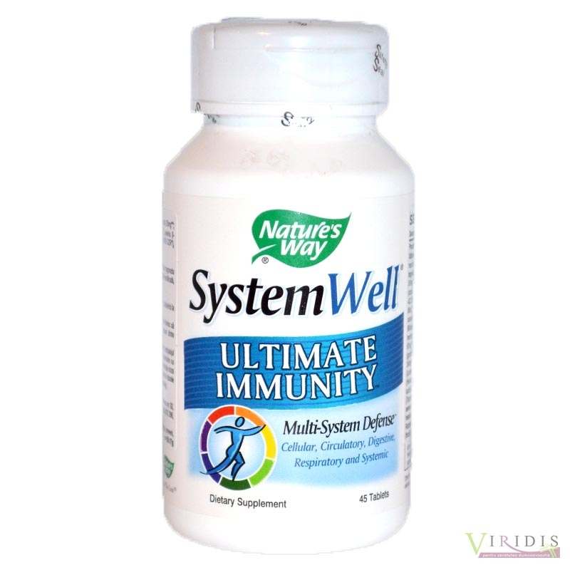 System Well, Ultimate Immunity, 30capsule