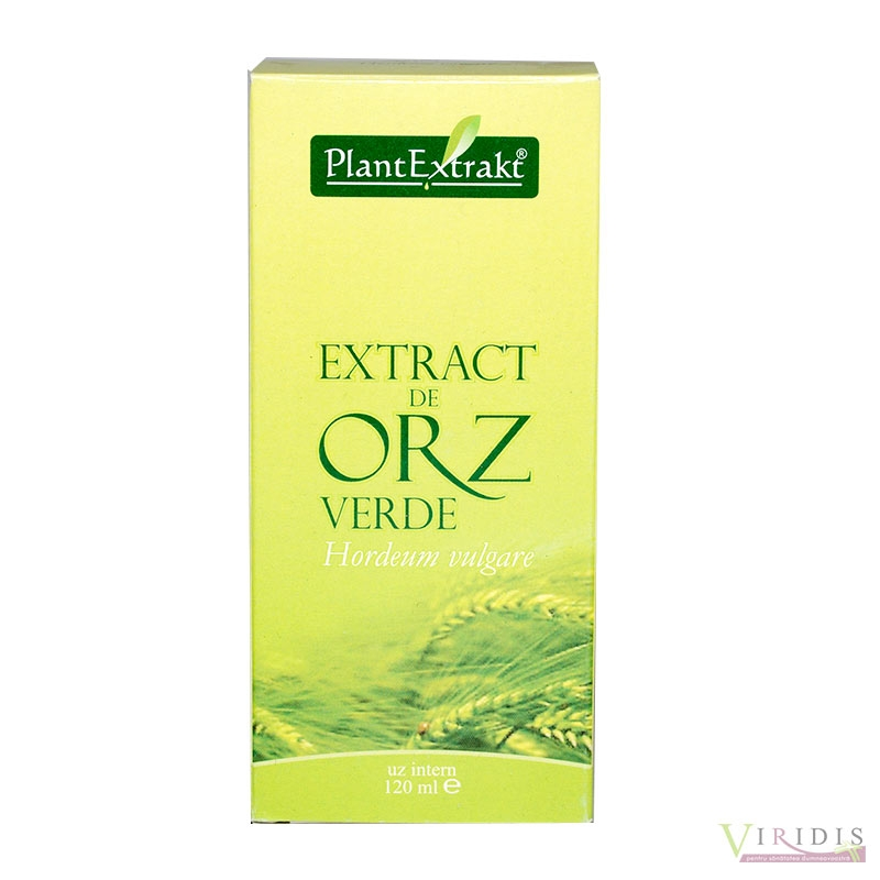 Extract De Orz Verde 120ml