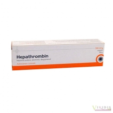 Hepathrombin 500 Ui/g Unguent 40gr tub
