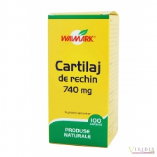 Cartilaj De Rechin 740mg x 100 COMPR