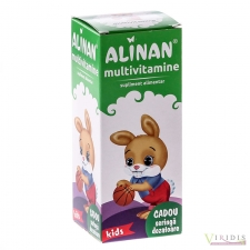 Alinan Kids - Multivitamine - Sirop 150ml
