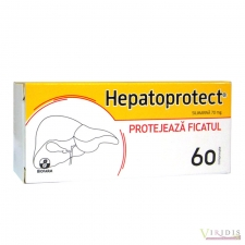 Hepatoprotect x 60 Comprimate