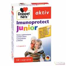Mama si copilul Imunoprotect Junior Doppelherz x 30 Tablete