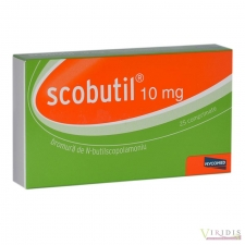 Scobutil10mg X 25 Comprimate