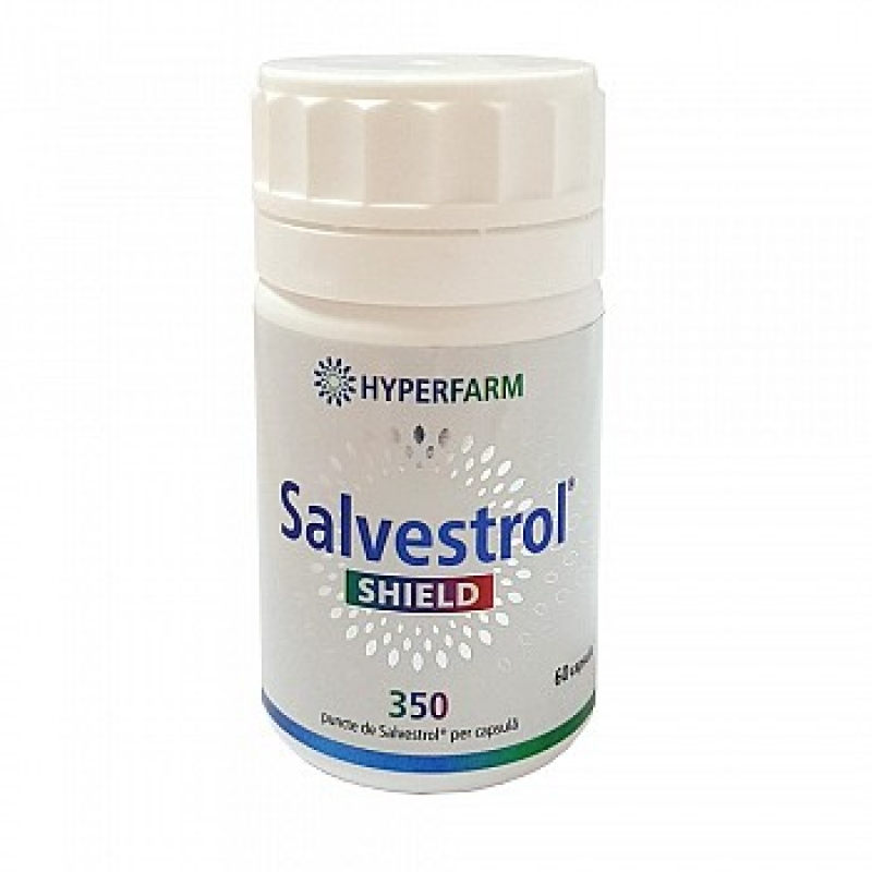 Salvestrol, Shield 350puncte, citostatic naturist