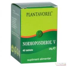 pastile de slabit normoponderol