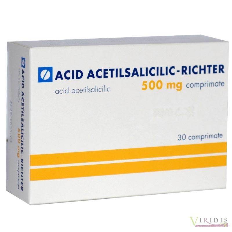 acid acetilic pentru durerile articulare