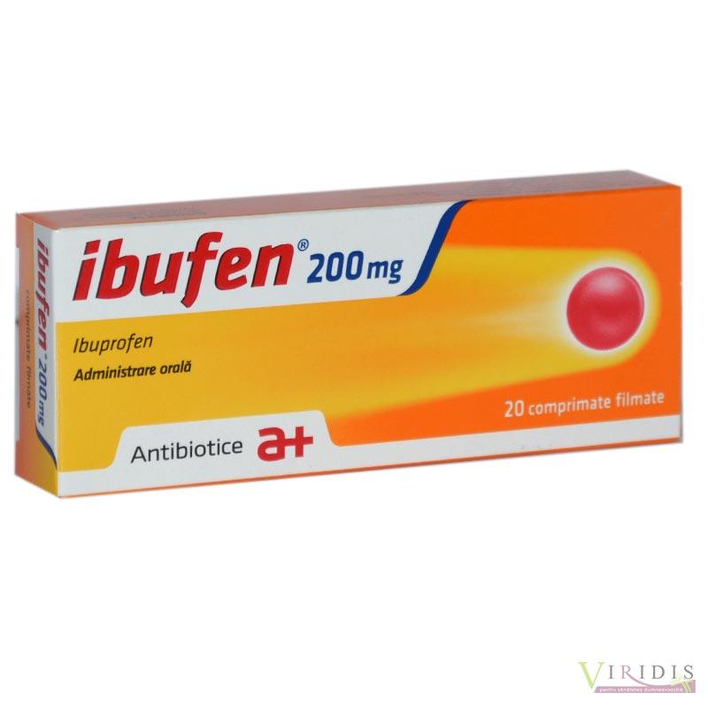 tablete de ibuprofen pentru dureri articulare)