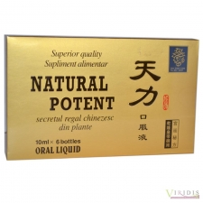 Natural Potent - 10ml x 6 Fiole