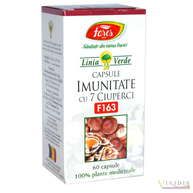 7 ciuperci pentru imunitate