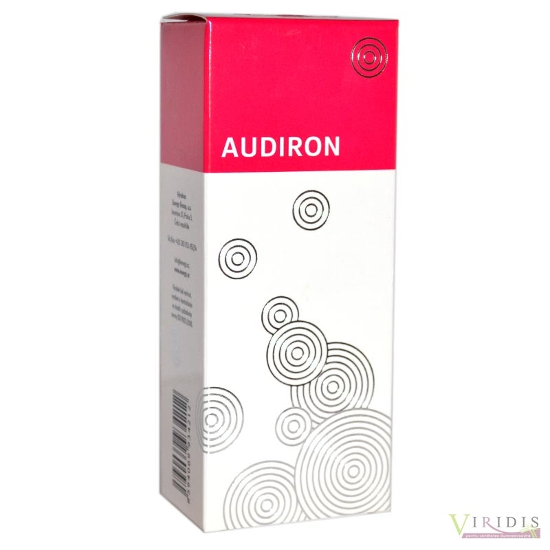 Audiron Picaturi 30ml