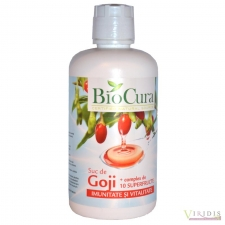 Vitamine-Suplimente Suc Goji+complex 10 Superfructe 946ml