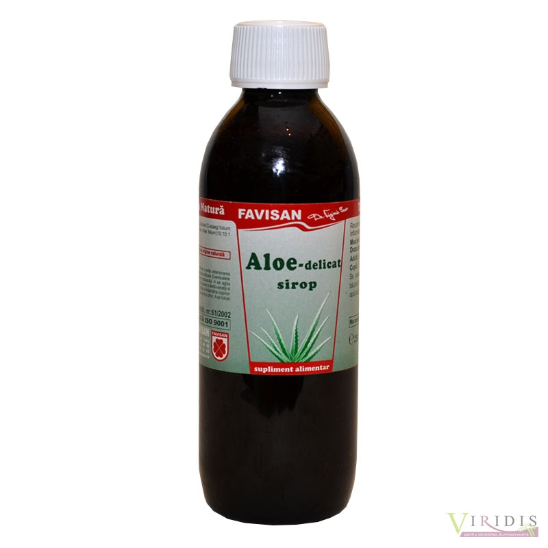 Aloe Delicat Sirop 250ml