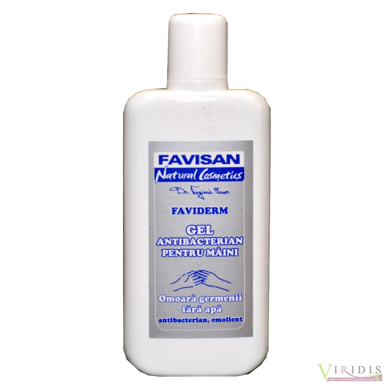 Faviderm Gel Antibacterian Pt Maini 125ml