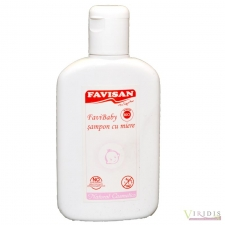 Mama si copilul FaviBaby Sampon Cu Miere 150ml