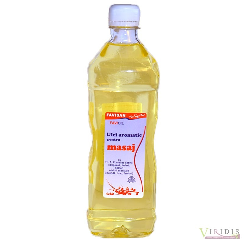 Ulei Aromatic Masaj 500ml