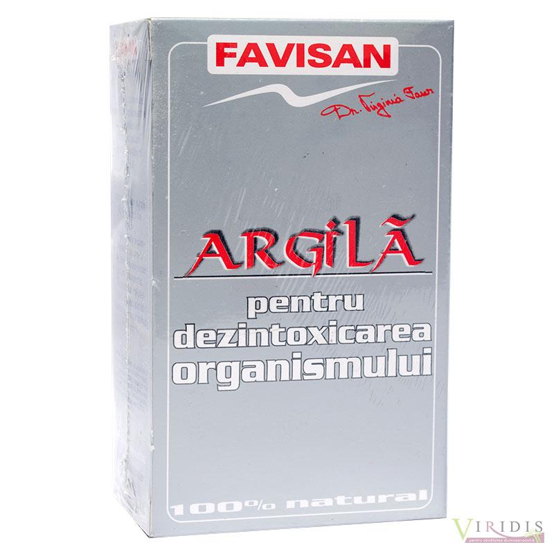 argila pentru colon)