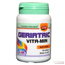 Vitamine-Suplimente Geriatric Vitamin x 30 Tablete