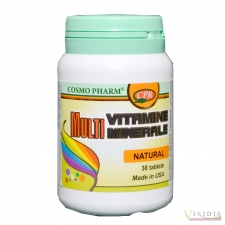 Multivitamine+minerale x 30 Tablete