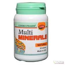 Vitamine-Suplimente  Multiminerale x 30 Tablete