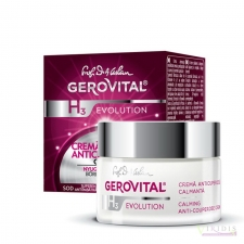 Crema Anticuperozica Calmanta 50ml GH3EVOLUTION
