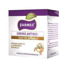 Crema Antirid Argan 50ml FARMEC NATURAL