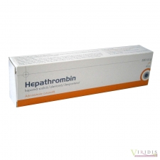Hepathrombin 500 Ui/g Gel 40gr tub