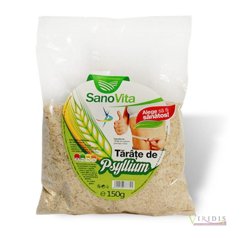 Tarate Psyllium - Solaris, gr (Adjuvante in cura de slabire) - bijuterieonline.ro